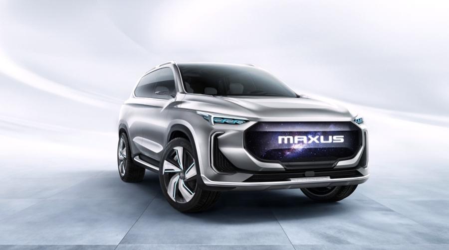 纯电动MPV 上汽MAXUS EUNIQ 5将于9月26日下线