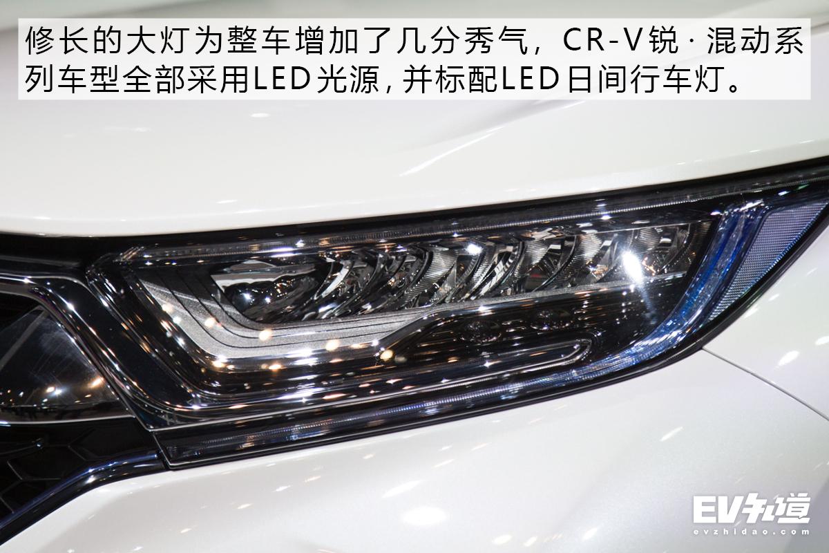 增加多种实用配置 实拍2019款CR-V锐·混动