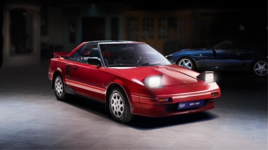 以电动汽车形式 丰田计划复活经典车型MR2