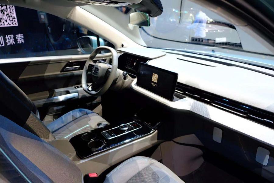 爱驰U5将于12月19日上市 补贴后预售价19.79万起