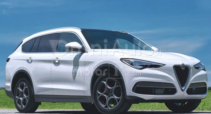 阿尔法·罗密欧将推全新SUV 未来搭载插混系统