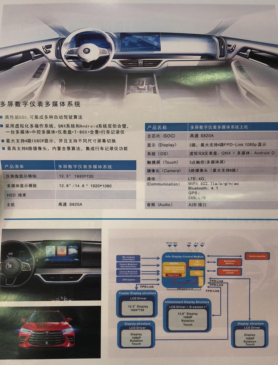 2018 CES Asia:比亚迪唐及新多媒体系统亮相CES