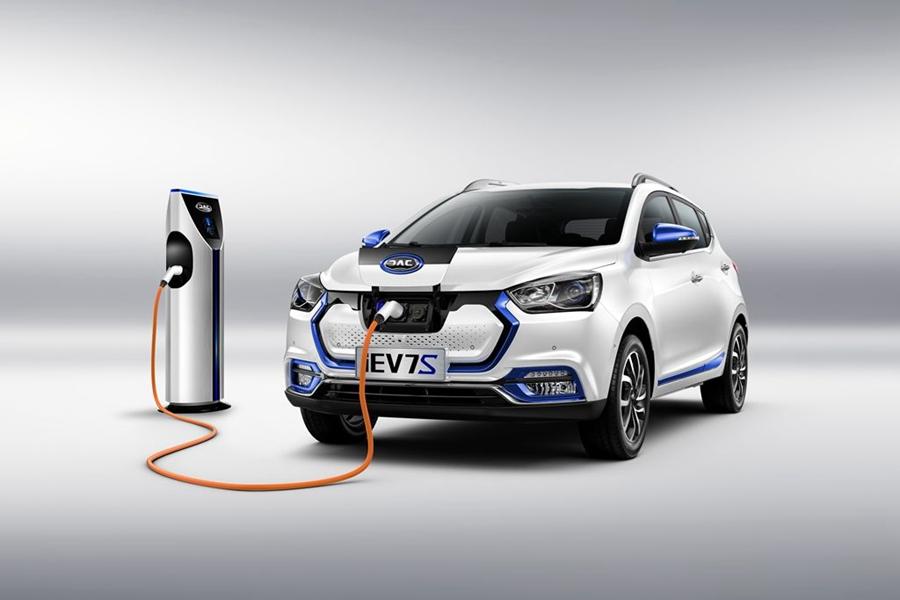 江淮iEV7S北京地区最高优惠7000元 购车需预定