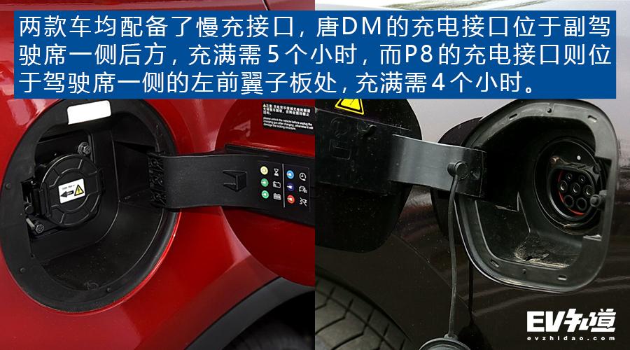 要品质也要性能表现 比亚迪唐DM对比WEY P8