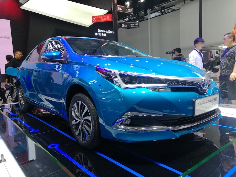 天津一汽丰田泰达工厂获准建设 预计产新能源车