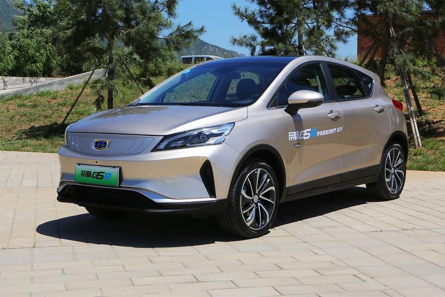 帝豪GSe尊尚型北京地区最高优惠2000元 现车有售