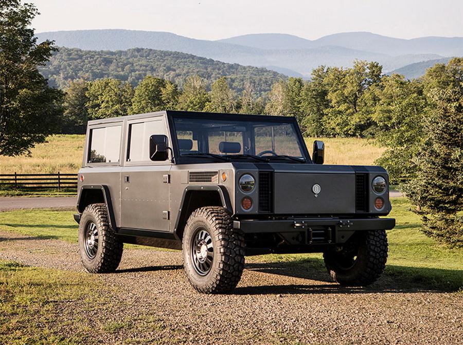 博林格B1电动硬派SUV小改 或明年交付