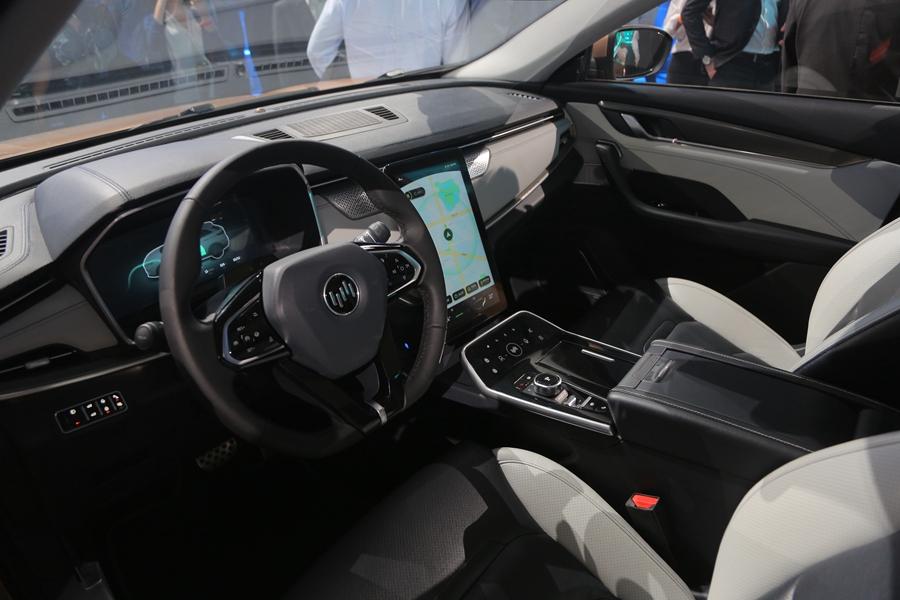 补贴后16.98万元起 威马EX5 520车型上市