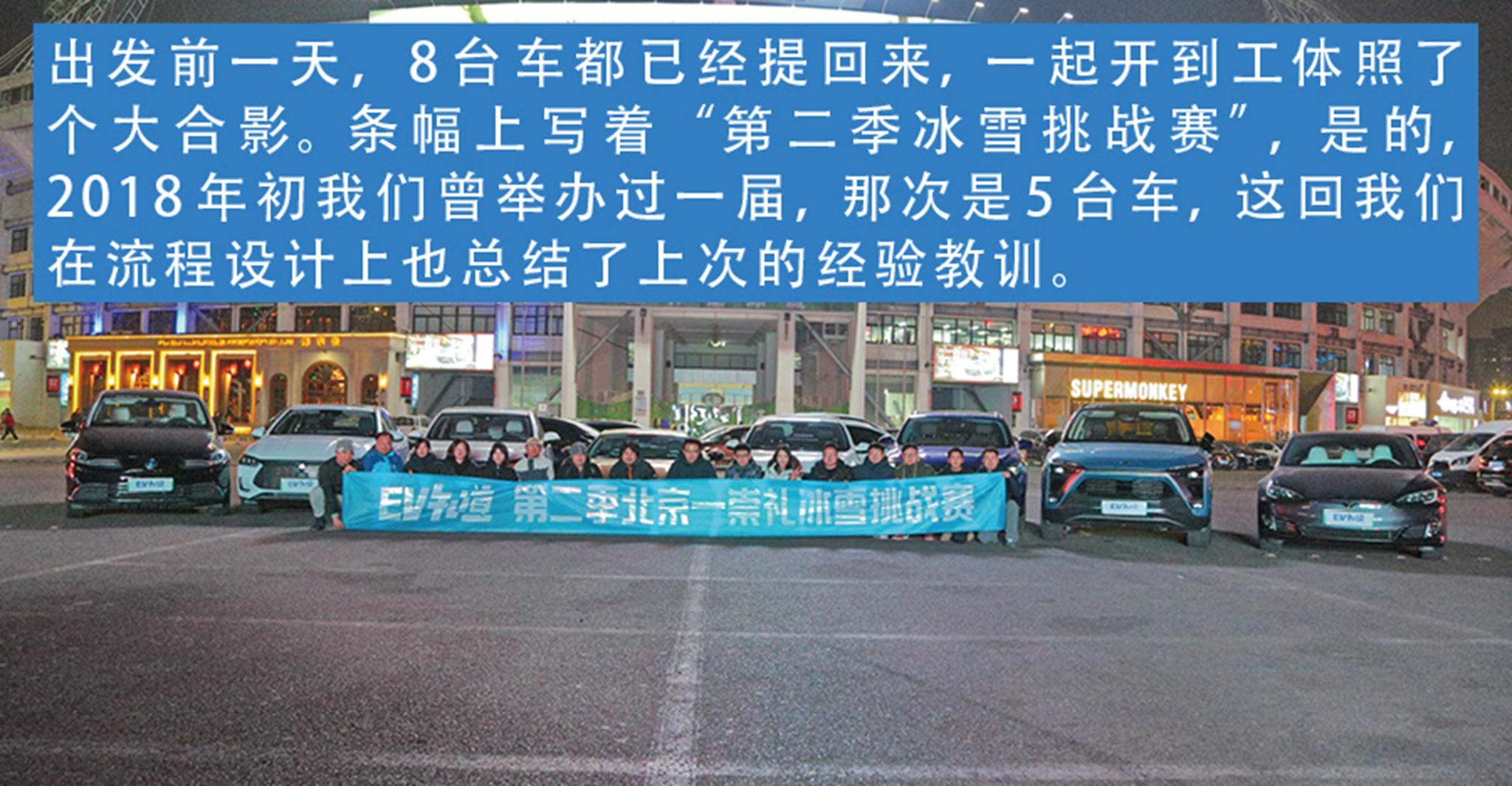 4天8车14人 奔赴-25℃的极寒之旅(上篇)
