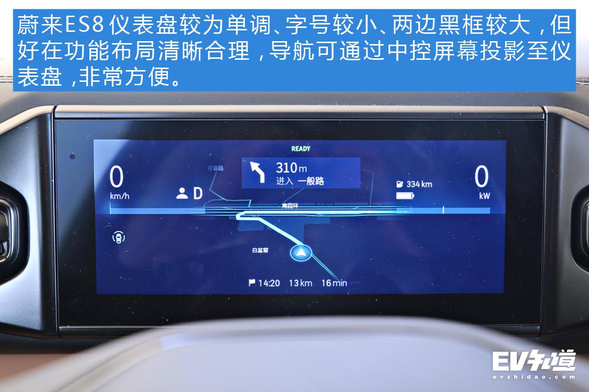 北京-崇礼冰雪挑战第二季——蔚来ES8