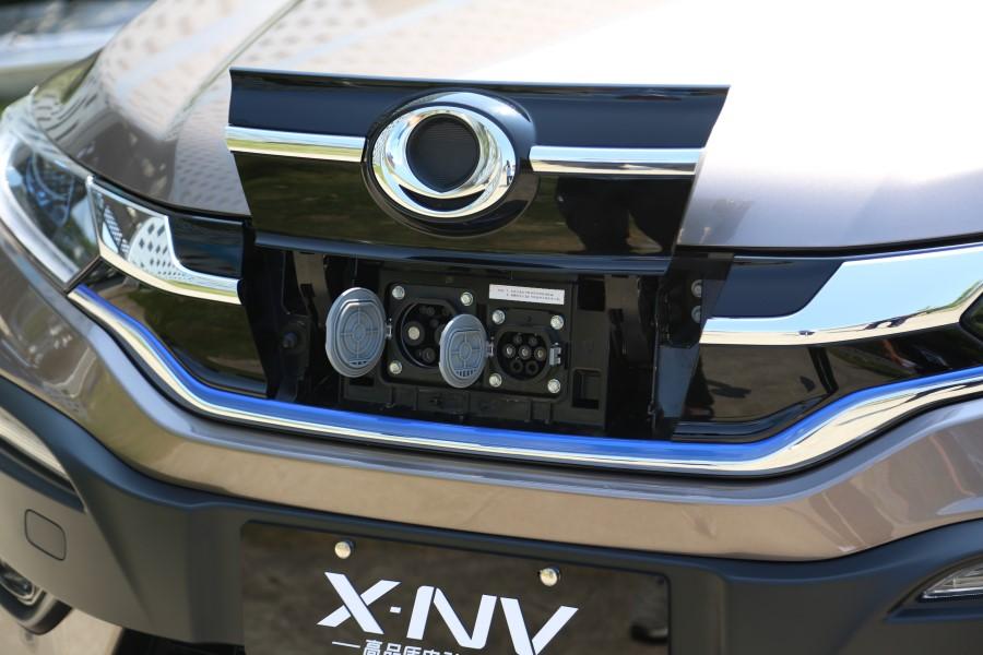 补贴后售16.98-17.98万 东风本田X-NV正式上市