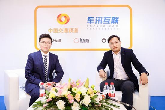 专访广汽新能源规划营销部公共关系科长沈向阳