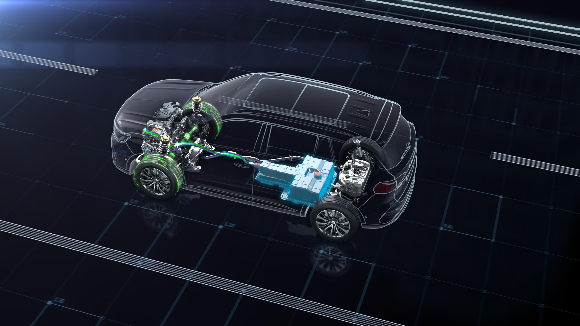 一文读懂荣威RX5 eMAX的智能电池均衡技术
