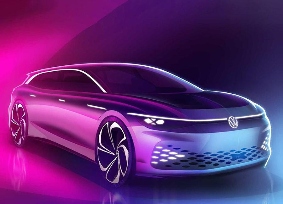 EV晚知道 | 上汽大众新能源汽车工厂落成