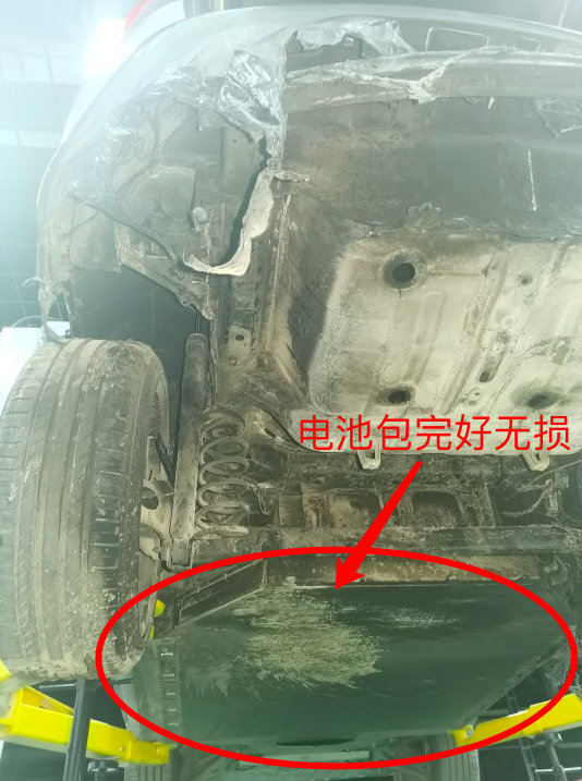 """小鹏汽车回应""""G3自燃""""事件:明火现象并非车辆自燃引起"""