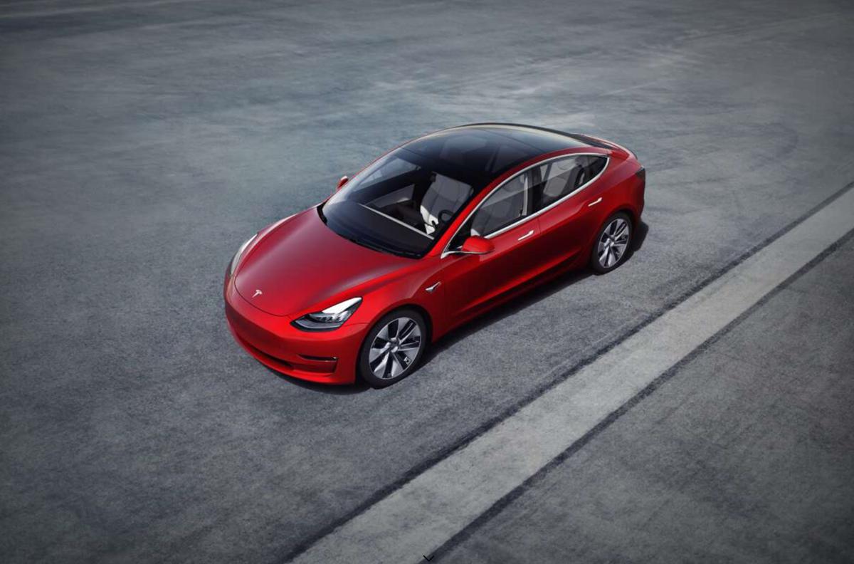 特斯拉计划提高新车交付量 2019年达到40万辆