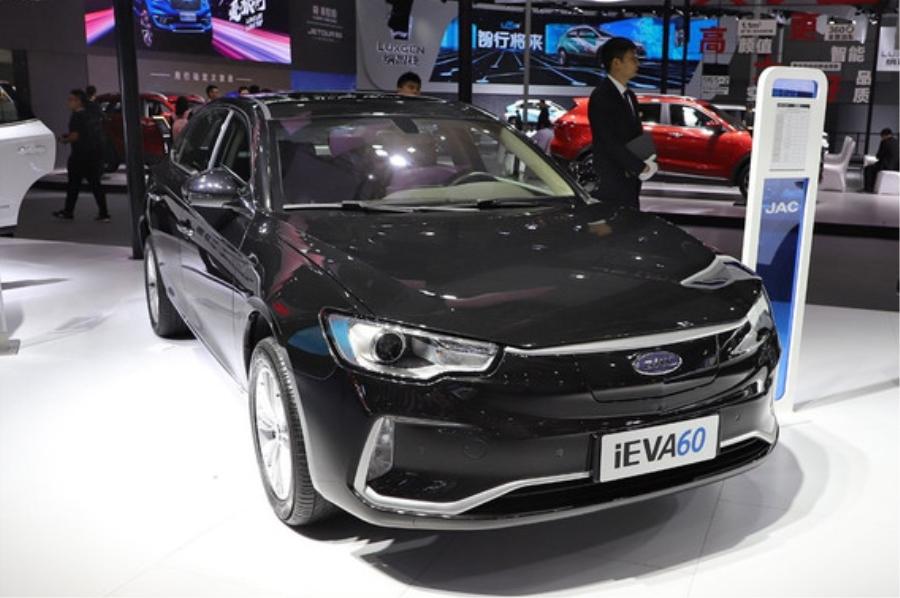 推4款车型 江淮新能源发布2019年i系产品规划