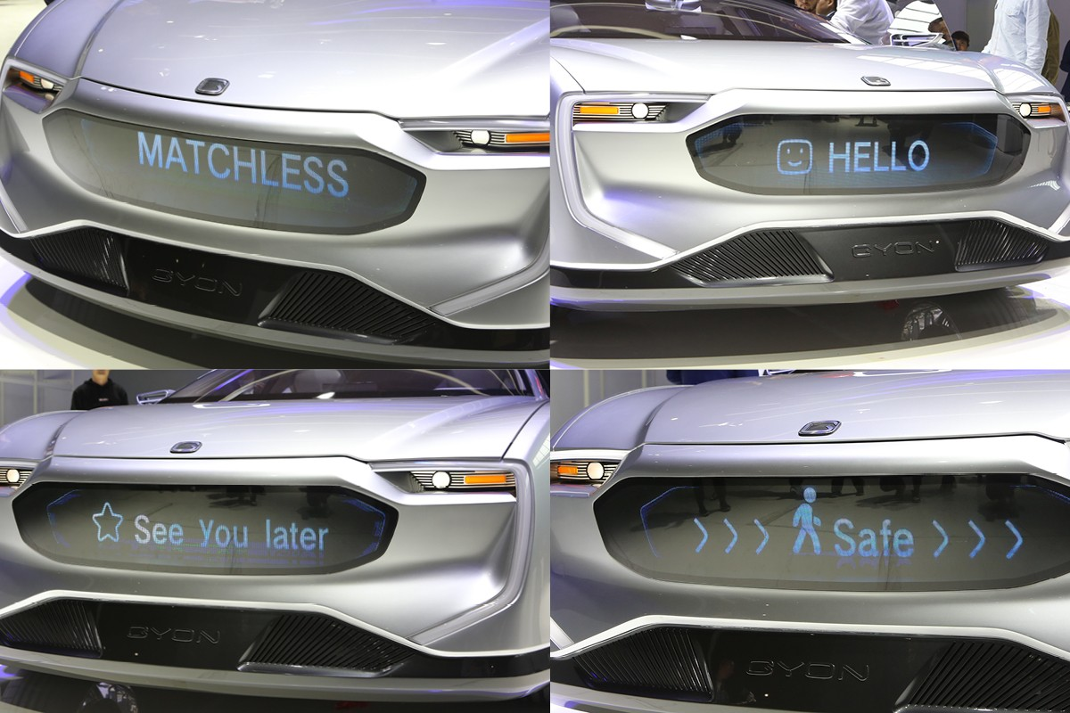 用叛逆精神打造一款跨界车 实拍GYON Matchless