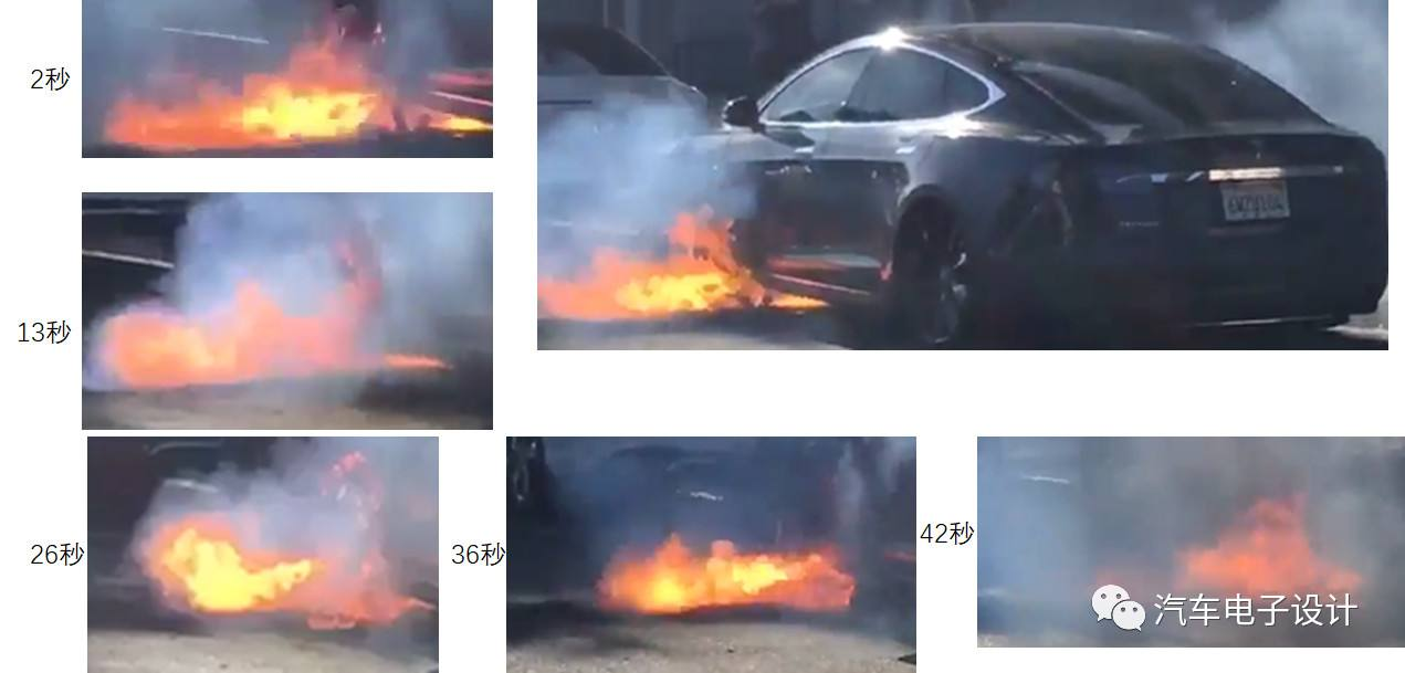 理性看待电动汽车事故 动力电池安全性浅析