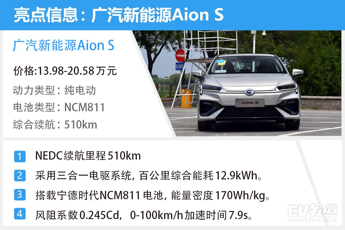 欲立一座永恒之塔 体验广汽新能源Aion S