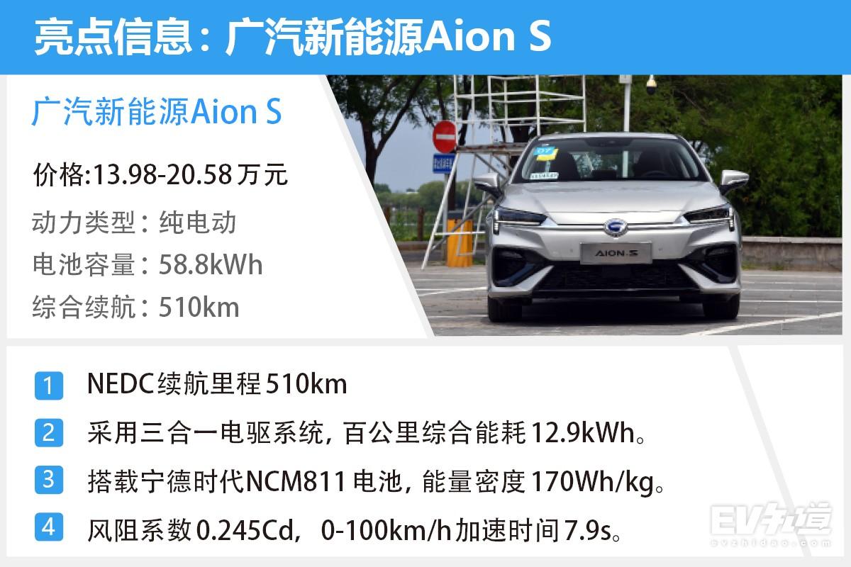 欲立一座永恒之塔  广汽新能源Aion S深度测试