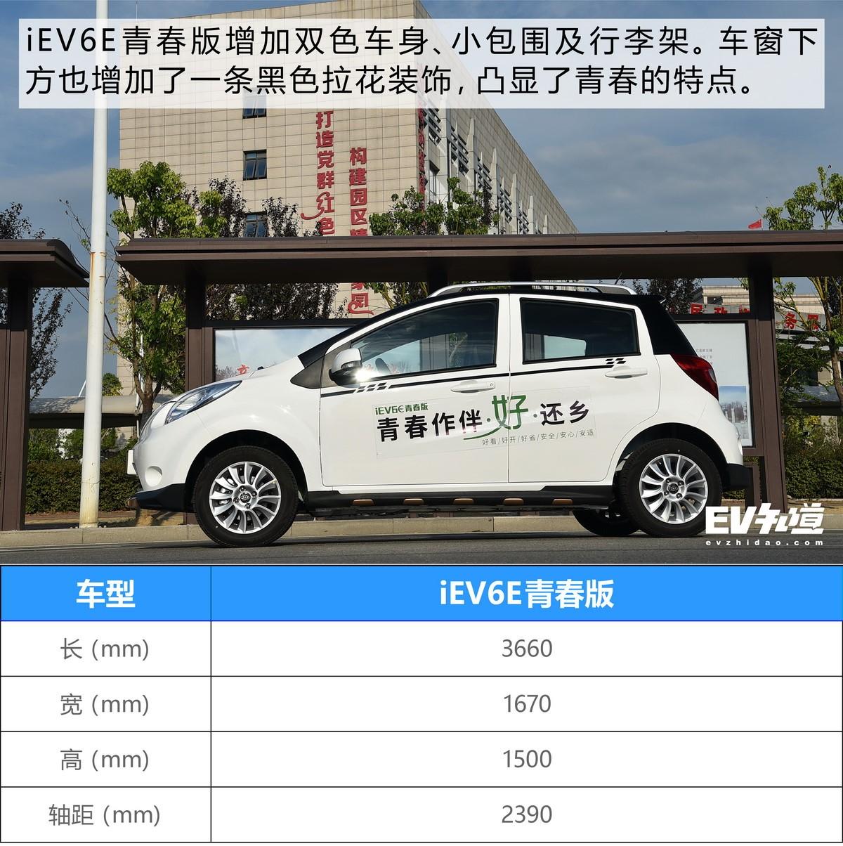 带你去往更远的地方 试驾iEV6E青春版