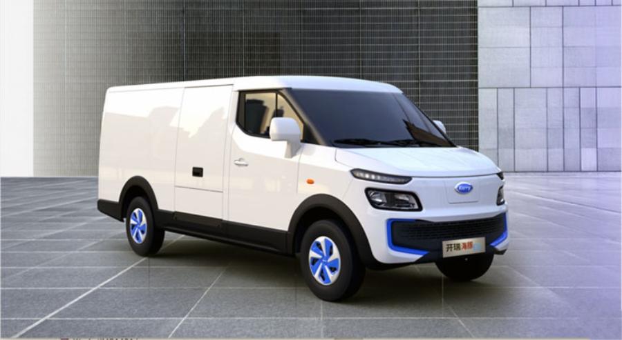 补贴后售12.48-12.88万 开瑞海豚EV正式上市