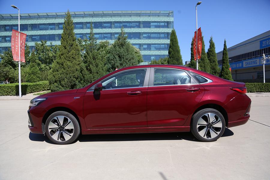 BEIJING品牌明日发布 概念车亮相/EU7上市