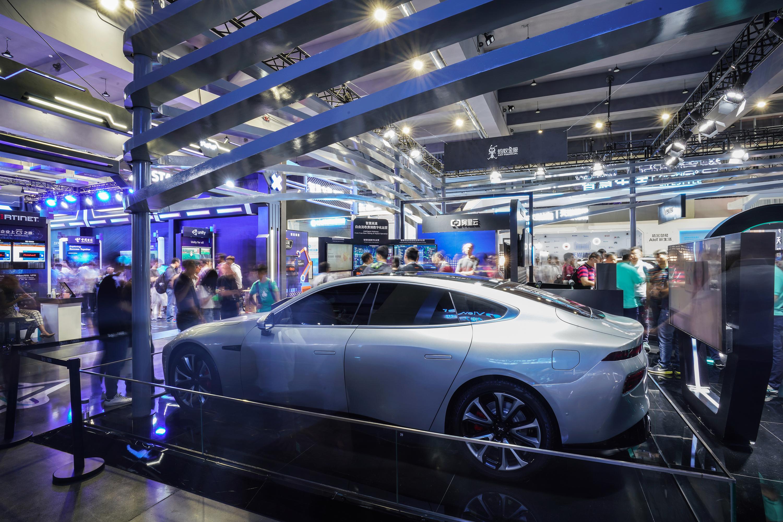 小鹏汽车发布数字钥匙 与阿里巴巴小程序合作