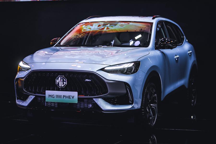 MG品牌多款车型于广州车展上市 含第三代MG6 PHEV数字曼巴限量版