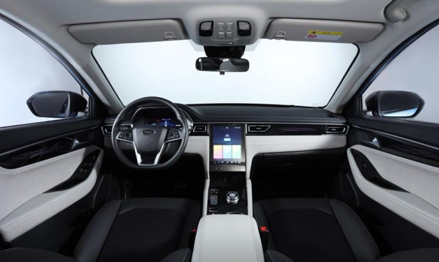 预售15.50-18.00万元 江淮全新车型江淮iC5将于5月10日上市