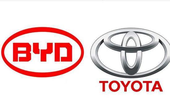 比亚迪丰田电动车科技有限公司成立 双方各持股50%