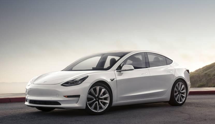 8月新能源汽车销量出炉 Model 3卖出近1.2万台