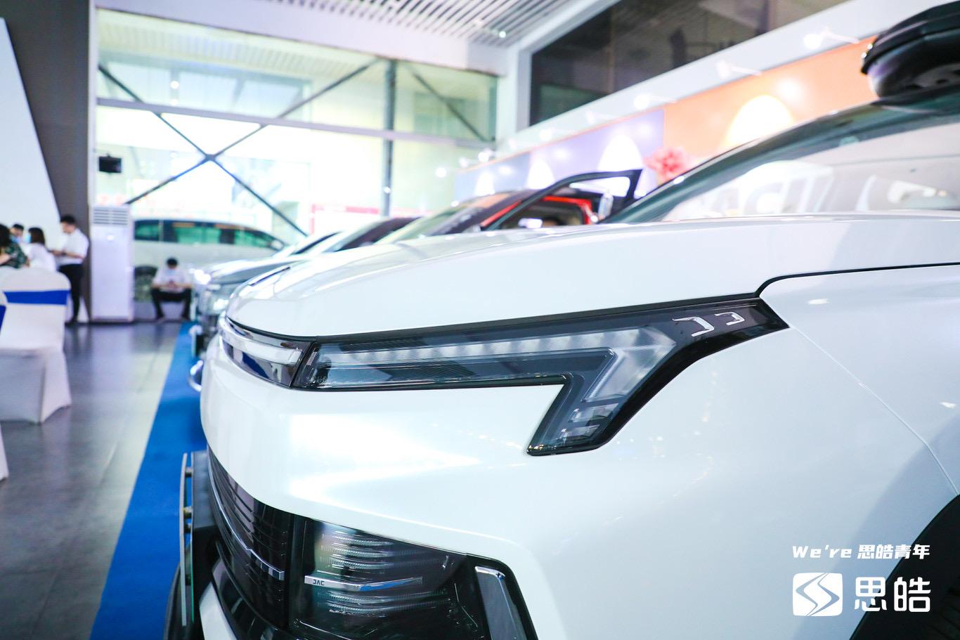 补贴后售13.00-15.59万元 思皓新能源E40X正式上市