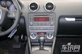 奥迪-奥迪A3(进口)-1.4T 豪华型