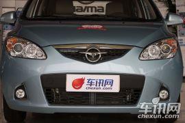 海马汽车-丘比特-1.5 自动舒适型