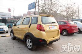 奇瑞汽车-瑞麒X1-1.3手动精英型
