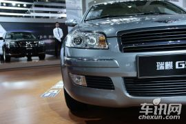 奇瑞汽车-瑞麒G5-2.0DVVT 自动豪华型