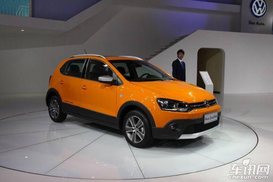 大众将推POLO SUV车型 预计2016年正式上市