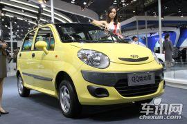 奇瑞汽车-奇瑞QQ3运动版