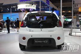 吉利汽车-全球鹰GX2
