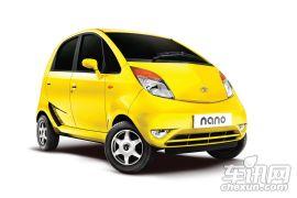 塔塔汽车-塔塔Nano-基本型