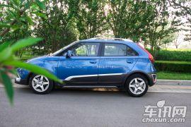 上海汽车-名爵MG3-1.5L Xross豪华版