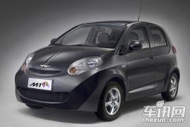 奇瑞汽车-瑞麒M1-1.3MT 豪华型