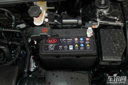 k2汽车中控台按钮图解