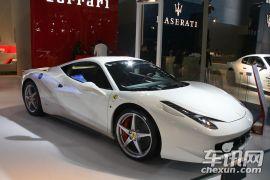 法拉利-法拉利458 Italia(进口)