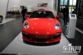保时捷-Carrera GT(进口)