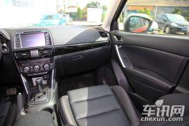 马自达-马自达CX-5-2.0L 四驱豪华导航版