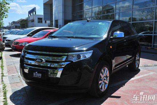 <b>福特锐界2.0T车型上市 售29.28万</b>