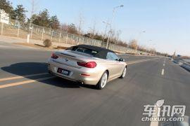 宝马-宝马6系(进口)-650i敞篷轿跑车